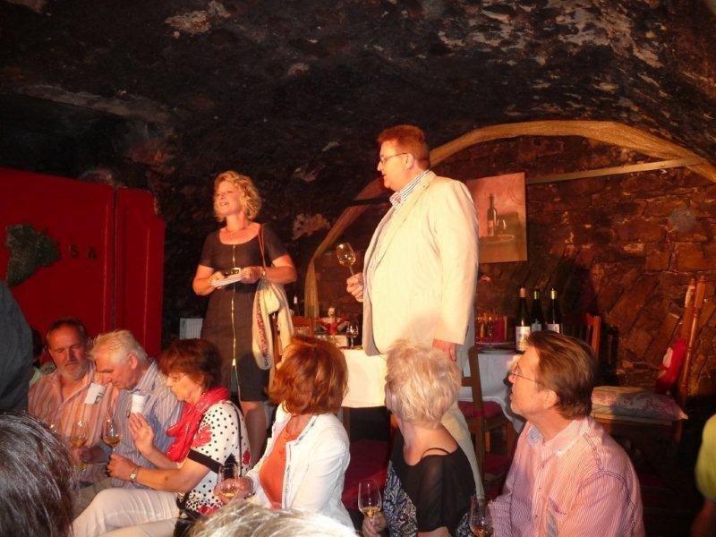 Burgkeller Events & Veranstaltung Weingut Höfer Burg Layen