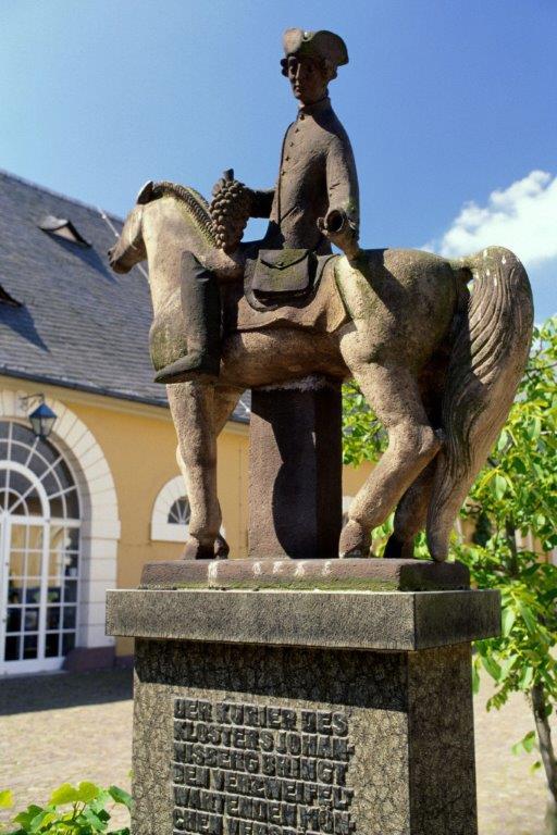 Geschichte des Spätlese Reiter
