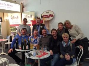 Weinprobe Weingut Höfer Burg Layen