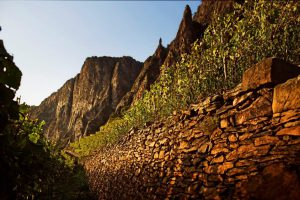Weinregion Nahe - Der sagenumwogene Rotenfels
