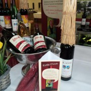 wunderschöne individuelle Gutsweine aus der Schlossmühle aus den besten Weinlagen des Nahelandes