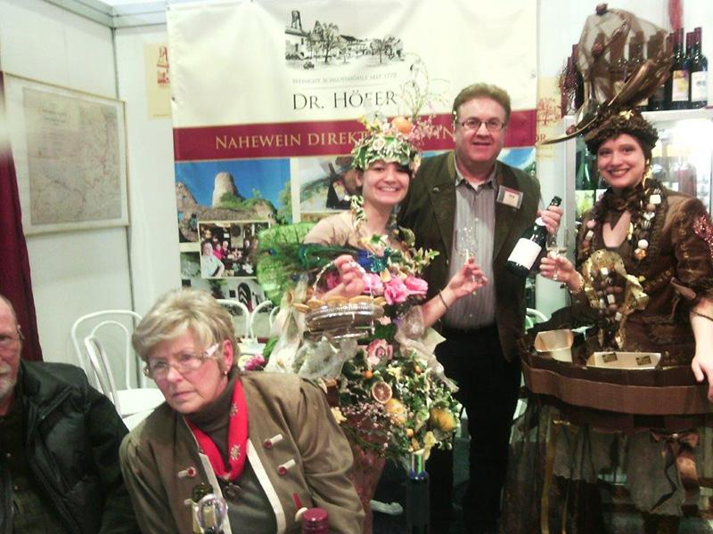 Weingut Dr.Höfer Wein meets Schokolade