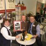 Weingut Hoefer Überraschung zum 240.Jubiläum