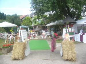 Events Gruppenveranstaltung im Schlosspark