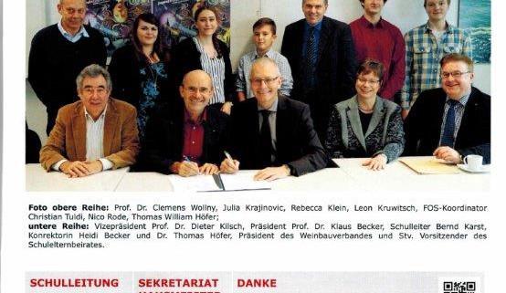 Bingen Realschule plus Schulweinberg